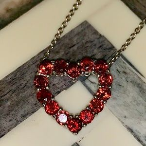 Jewelry - Beautiful open heart ♥️ pendent